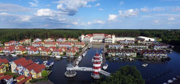 Rheinsberger Hafendorf
